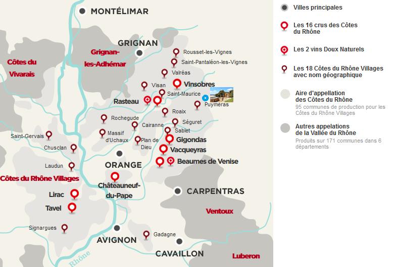 Séguret-Cairannes-Vinsobres