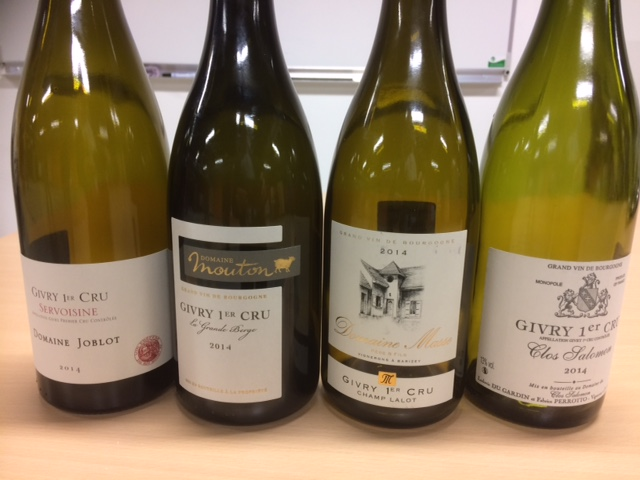Soiree givry2018