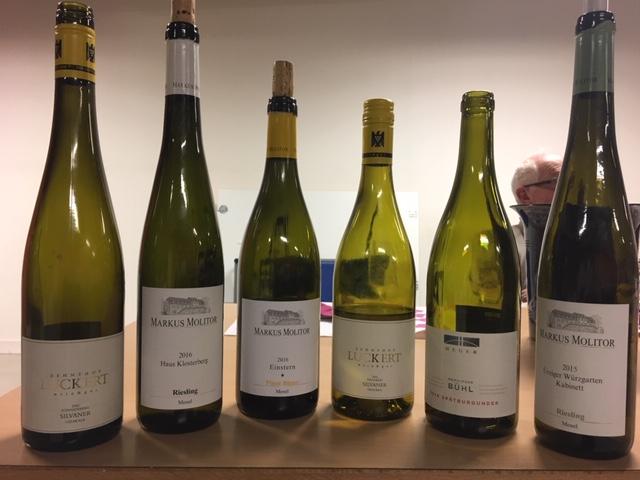 vins allemands